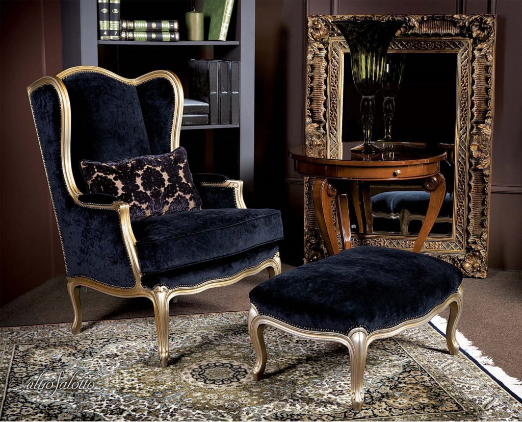 Armchairs – Yanni Custom Furniture & Upholstery