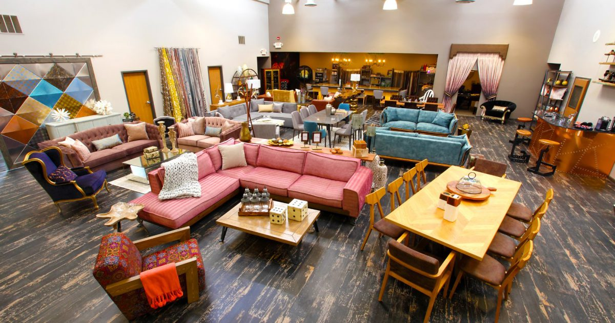 Yanni Custom Furniture & Upholstery Showroom